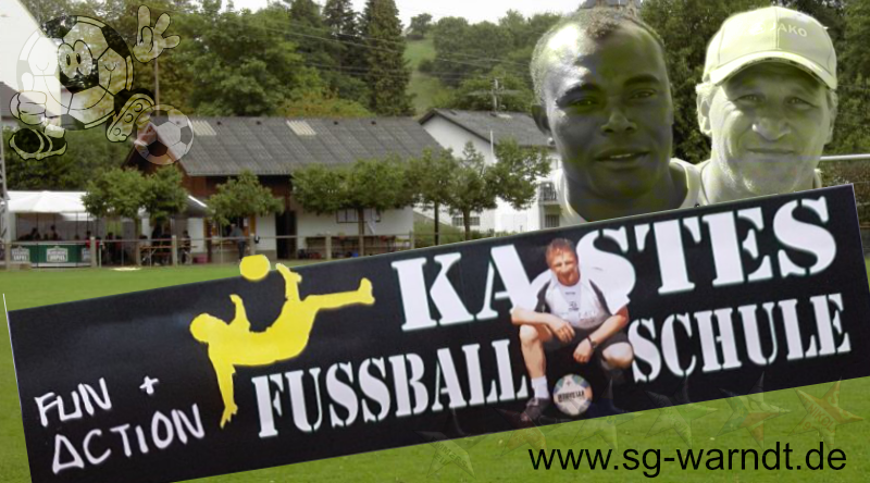 Kastes Fußballschule 2019