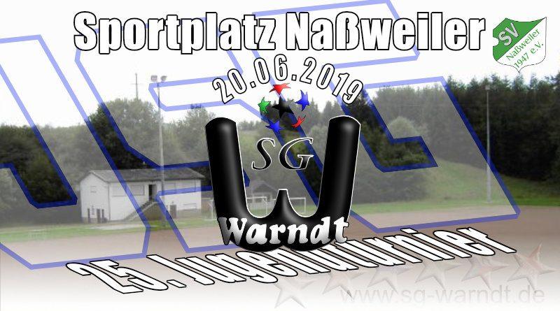 25. Jugendturnier in Naßweiler