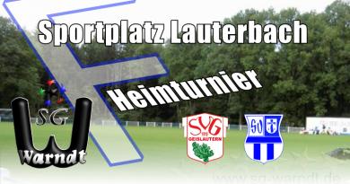 F-Junioren Turnier in Lauterbach